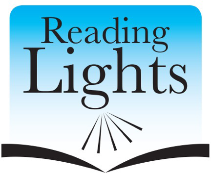 Reading Lights logo designed by Lee Edward Fodi